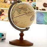 FidgetFidget Rotating World MAP Globes Table Decor Ocean Geographical Earth Desktop GLOBE4289