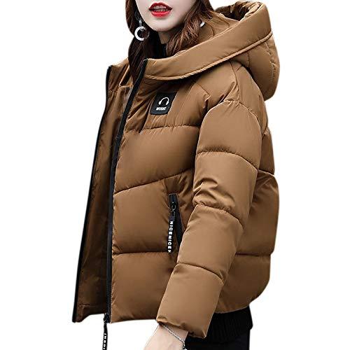 Las Invierno Del Cortada Para 2018 De Caramelo Invierno Señoras Superior Novedad Caliente Con Chaqueta Abrigo Mujeres aC5txTqH