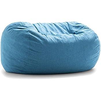 Amazon Com Big Joe 1485 Union Fuf Foam Filled Bean Bag