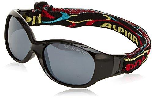 Alpina Sports Flexy Sunglasses - Black by - Alpina Sunglass