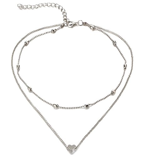 Love Heart Choker Necklace ONL...