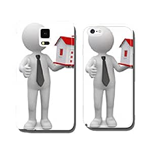Male thumbs up house cell phone cover case iPhone6 Plus