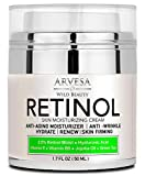 Best Face Cream For Wrinkles - NEW 2019 Retinol Cream Moisturizer for Face Review