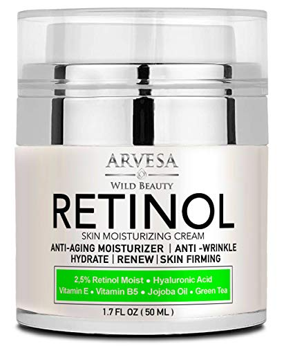 Natural Retinol Moisturizer Cream Face product image