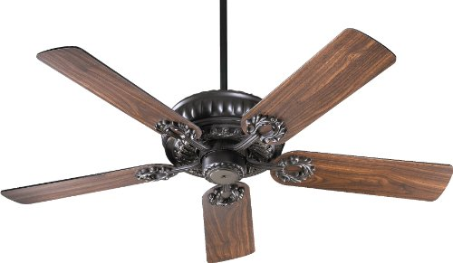 35525-95 Empress 5-Blade Energy Star Ceiling Fan with Reversible Blades, 52-Inch, Old World Finish Review