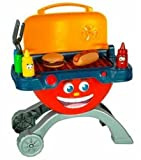 Hasbro Playskool Charlie Coal The Talking Grill