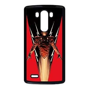 LG G3 Cell Phone Case Black Rocketeer OJ423652