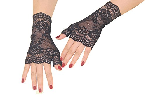 Lace Gloves - 1