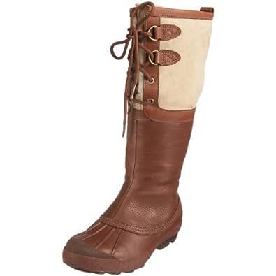 UGG Australia Women's Belcloud Boots,Cognac,US 9 US