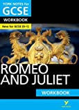 romeo and juliet york notes for gcse workbook grades 9 1 by author susannah white published on august 2015