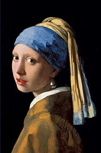 Girl with a Pearl Earring by Johannes Vermeer Journal (Girl With The Pearl Earring Book)