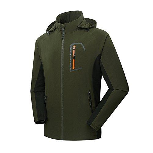 homaok-mens-sportswear-mountain-windproof-hooded-jacket-x-large-green