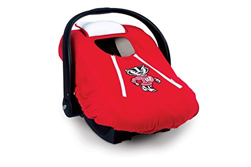 - Cozy Cover NCAA Wisconsin Badgers Unisex, Red,One Size