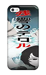 TYH - 2697089K20060658 Hot Style Protective Case Cover For Iphone5C(zankyou No Terror) phone case