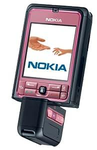 Nokia 3250 - Teléfono móvil (con 128 MB de memoria para música), color rosa