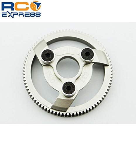 Hot Racing Te883H Hard Anodized Aluminum Spur Gear, 83 Tooth 48 Pitch