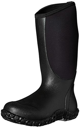 LaCrosse Women's Alpha Lite Rubber Knee Boot - Black - 6 ...