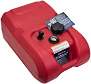 Attwood Corporation EPA Portable Fuel Tank with Gauge - 6 Gallon