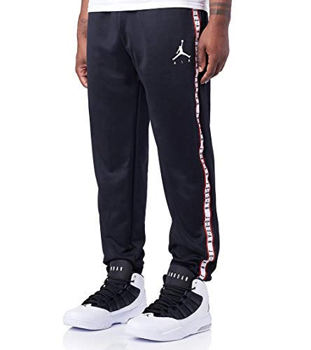 Jordan Sportswear Jumpman Track Pant Mens Style : AQ2696-010 Size : XL (Best Pants For Jordans)