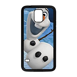 DAZHAHUI Frozen lovely snow dolldom Cell Phone Case for Samsung Galaxy S5