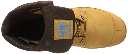 Gus Baggy H Mens Amber Boots Chocolate Marron Palladium Gold qvw4FE1