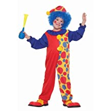 Forum Novelties Child's Value Clown Costume