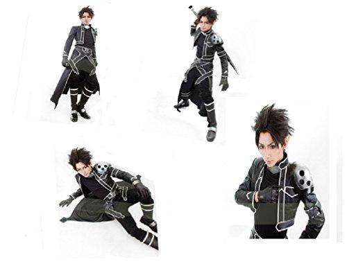 Kazuto Kirigaya Costume (Sword Art Online ALfheim Online Kazuto Kirigaya kirito UPSCALE cosplay costume)