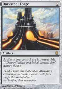 Magic: the Gathering - Darksteel Forge - Darksteel