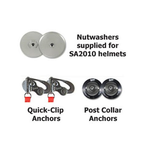 HANS Sport III Device- Large, Post Anchor, SAH Helmet, SFI