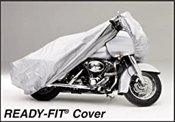 Deluxe READY-FIT(r) Cover Fits Sportster, V-Rod & Buell models-by-Covercraft