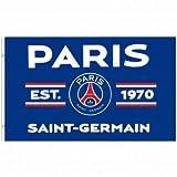 Giant Paris St Germain PSG Crest Flag Review