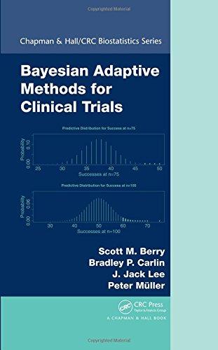 Bayesian Adaptive Methods for Clinical Trials (Chapman & Hall/CRC Biostatistics Series, Vol. 38)