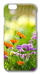 iphone 6 plus 5.5inch Case and Cover Flowers Bumblebee PC case Cover for iphone 6 plus 5.5inch