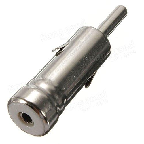 Car Aerial Radio Audio Antenna Adaptor Connectors Plug ISO by Theoriginalstyle Automobiles (Image #2)