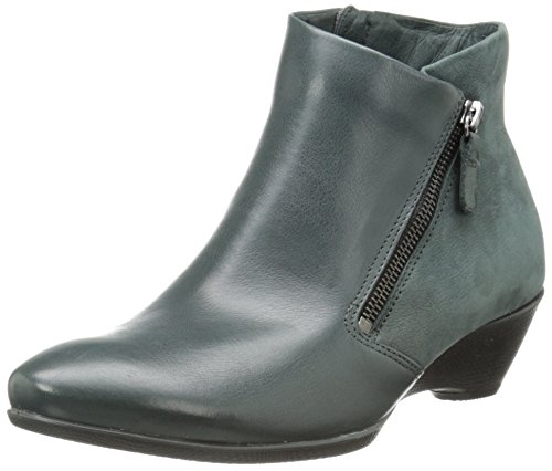 Ecco Sculptured 45 W, Stivali donna Verde verde 45