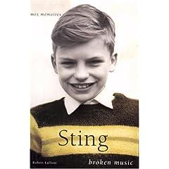 Broken Music : Mes mémoires (Biographie de Sting)