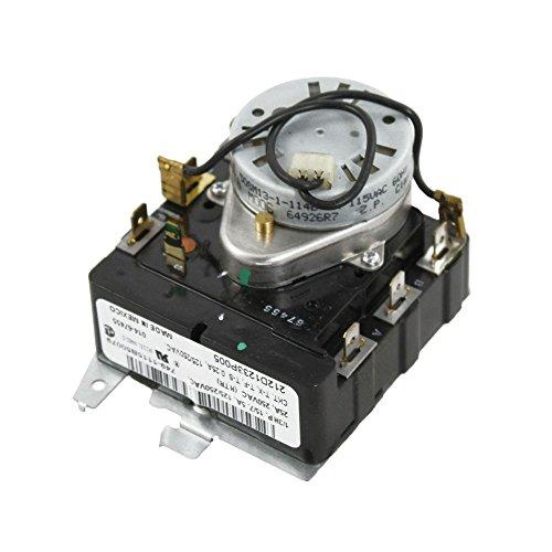 WE4M357 GE Dryer Timer