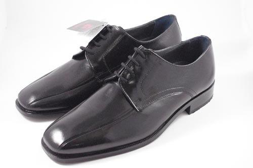 ZAPATOP Noir Ville Lacets pour à Chaussures Homme de 66xwZrUq