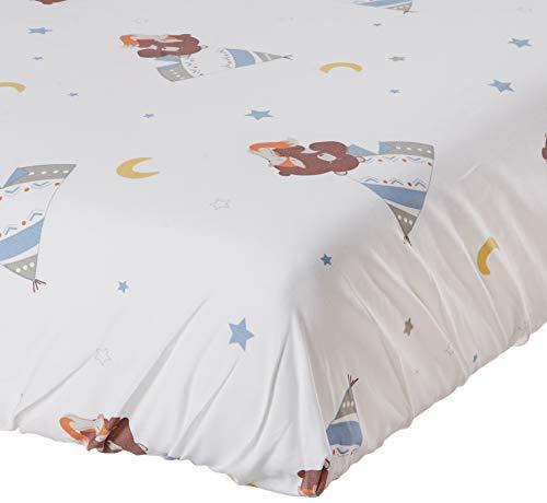 Be Brave Crib Sheet
