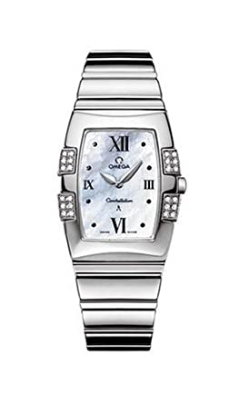 Omega Women's 1586.70.00 Constellation Quadrella Quartz Watch