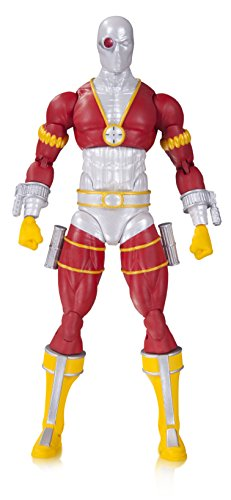 [DC Collectibles Icons Deadshot Action Figure] (Nightwing Costume Amazon)