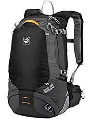 Jack Wolfskin Rock Surfer 30.5 L, Black
