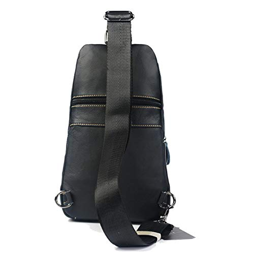 Bolso Estudiante Capa Bags Bronze Bandolera Hombres Para De Juvenil Casual Cuero Mochila Primera Color rZ8FrP
