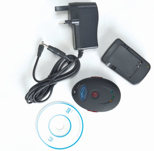 NRS Personal GPS Tracker With 2 Way Communication
