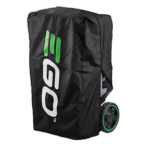 - EGO Power+ CM001 Cover for Walk-Behind Mower Durable Fabric to Protect Against Dust, Dirt and Debris, Black