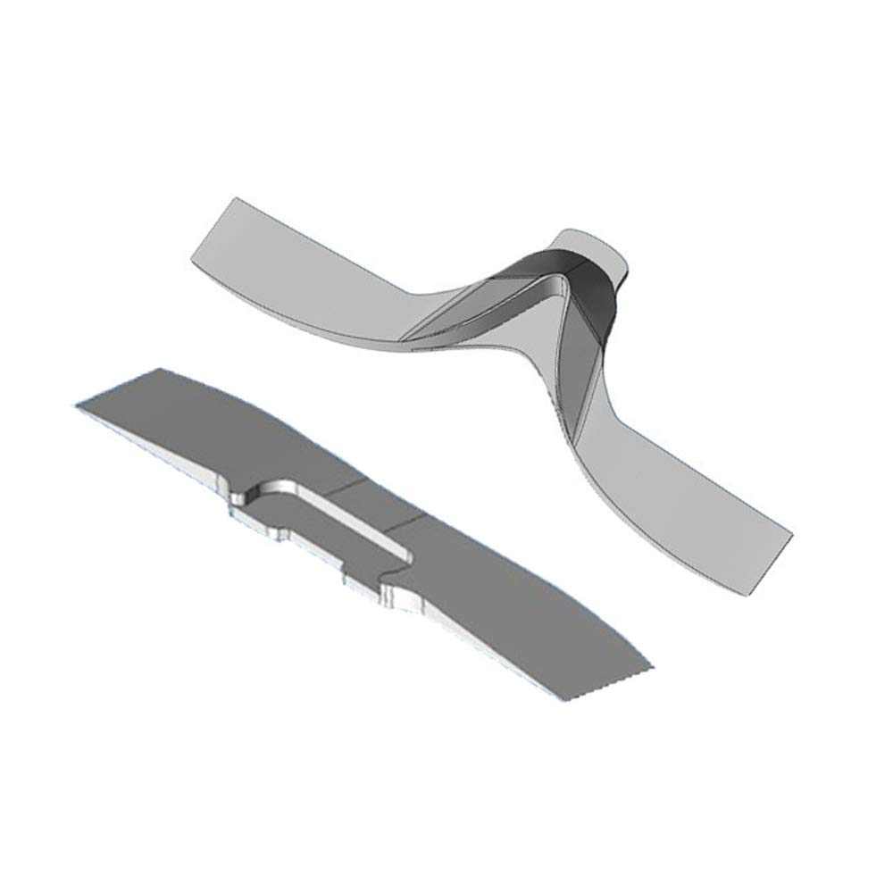 URUAV Anti Light Leakage Faceplate Pads for Fatshark FPV Goggles Video Headset Glasses Spare Parts by Generic (Image #2)