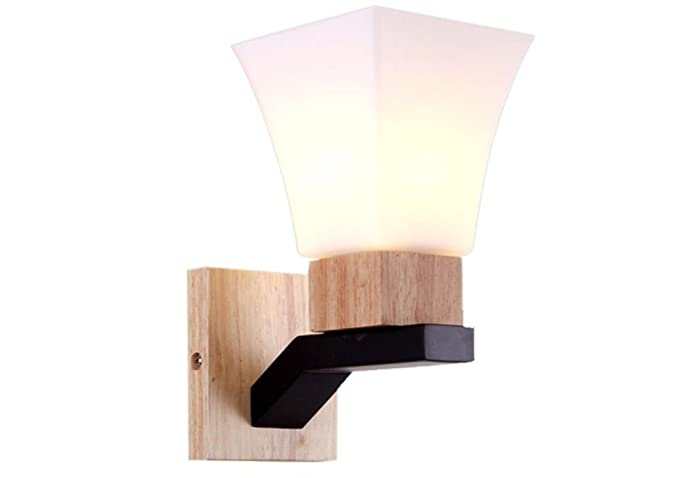 Liyan led applique da parete muro lampade da parete illuminazione a