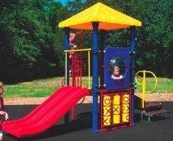 Sports Play 911-221B Minnie Modular Playground (Modular Playground Equipment)