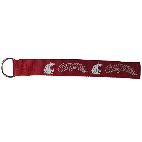 Siskiyou NCAA Washington State Cougars Lanyard Key Chain