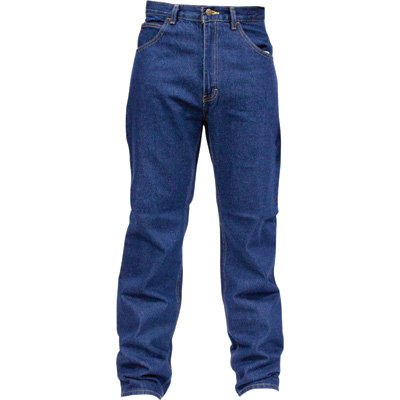 Heavyweight Indigo Jeans - 1